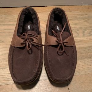 UGG Moccasin Style Men's Slipper